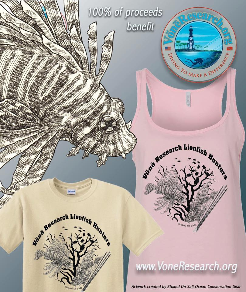 Lionfish products