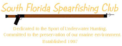 South Florida Spearfishing Club logo