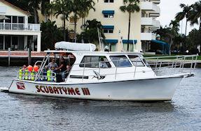 Scubatyme III boat